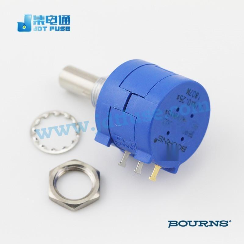 可調電位器3590S-2-502L Bourns