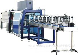厂家直销高速裹包机 彩膜包装机