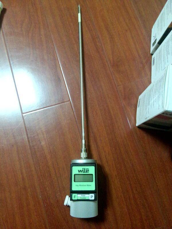 Wile25原装进口牧草水分测定仪, 苜蓿草水分检测仪