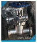 上海滬工不鏽鋼閘閥  Z41W-40P不鏽鋼法蘭閘閥DN65  蒸汽高壓閘閥