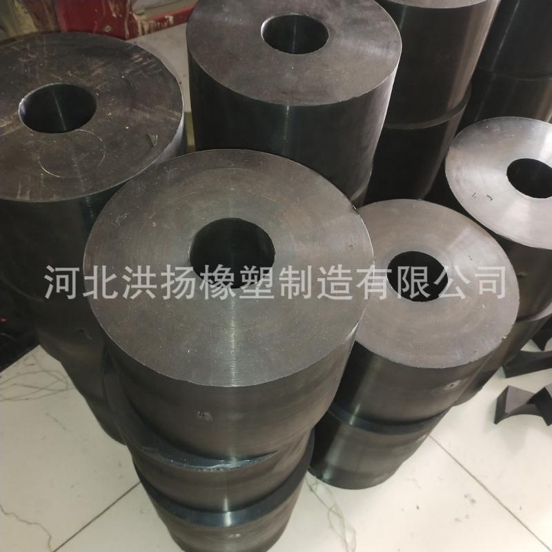 振动筛用橡胶减震弹簧 高弹力橡胶复合弹簧 高耐磨橡胶缓冲减震块
