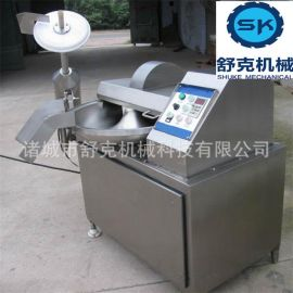 供應麻辣燙速凍丸子加工設備 肉泥斬拌機 可定制 40型現貨銷售