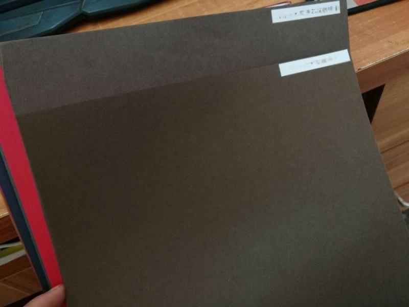 全木浆咖啡色纸110克到450克