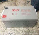 SEHEY西力SH200-12 12V200AH直流屏UPS/EPS电源 铅酸免维护蓄电池