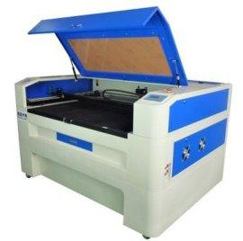 启澜激光有双色板CO2激光雕刻机
