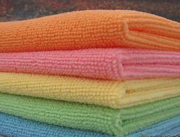 超细纤维擦车巾