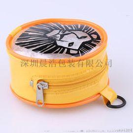 PVC收纳化妆袋 TPU防水化妆包 EVA透明胶骨袋