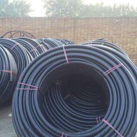 湖南永州HDPE硅芯管硅芯管生产厂家整卷电缆穿线