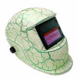 防护面罩自动变光电焊面罩