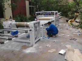 PVC发泡板覆膜机 生态板覆膜机 免漆门覆膜机厂家直销