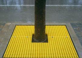 杰克利市政园林绿化玻璃钢树篦子树围子护树板树穴篦子树池盖板树坑盖板