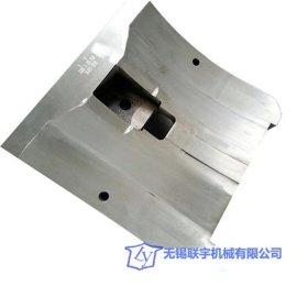 铜铝连续挤压机腔体
