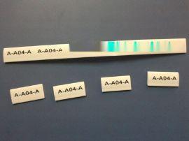 供应非标印字热缩管 标记管