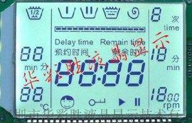 華彩勝HCS8990洗衣機控制板LCD液晶顯示屏