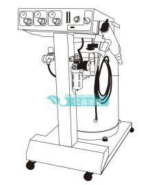内置式高压静电粉末喷塑机 可贴牌加工