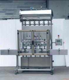 电蚊香口服液全自动半自动小型液体灌装机