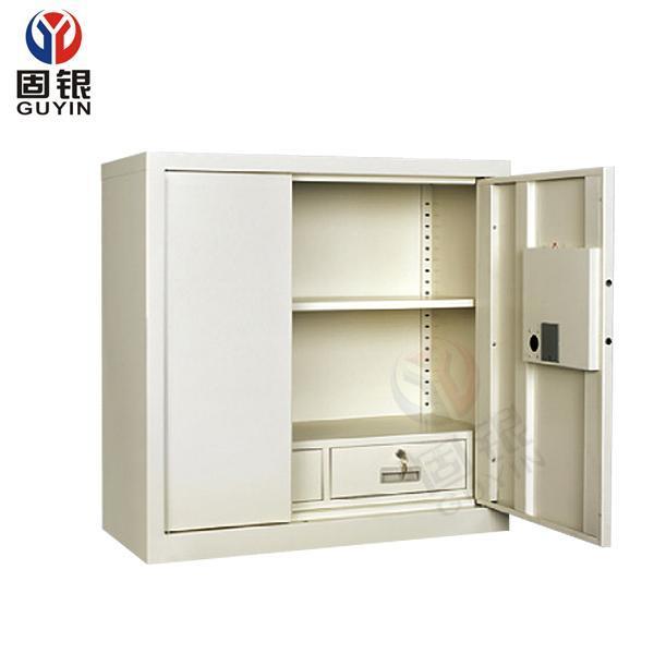 固银GY504电子保密柜 高档文件柜 密码文件柜 双门两抽  厂家直销