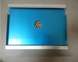 优异性能铝蜂窝板幕墙,冲孔铝蜂窝