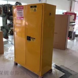 深圳防爆柜45加仑防爆柜,不锈钢防火防爆柜