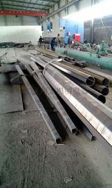 扬州标志杆厂家生产2F型标志杆,含标志牌,预埋件