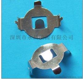 五金电池夹WJ-CR927 电池扣 电池夹 电池接触片