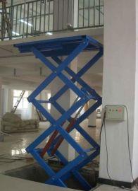 廠家供應保定升降貨梯/廊坊家用小型升降機—偉晨機械