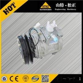小松挖掘机配件供应小松PC200-8原厂空调压缩机20Y-810-1260