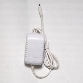 白色充电器9V1A 电源适配器 欧美中英澳规 adapter 9W