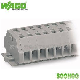 原装WAGO万可 261-102   2线接线端子排