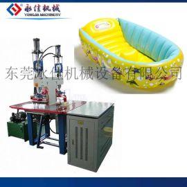 双头高周波焊接机 PVC充气产品高频热压机器加工