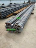QU100起重機鋼軌,U50Mn起重機鋼軌,100kg起重機鋼軌,吊車軌QU70、80、100、120鋼軌,輕軌、重軌、鐵路專用鋼軌,長垣總代理