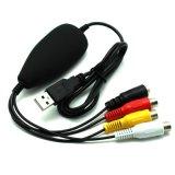 USB视频采集卡可作AV转USB使用