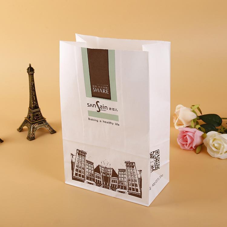 防油纸袋 淋膜纸袋 食品纸袋厂家生产定制产品特点