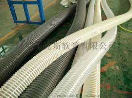 供应PVC塑筋软管,塑筋缠绕管,耐磨塑筋软管,塑筋增强软管