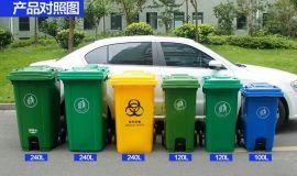 厂家直销砸不烂的垃圾桶