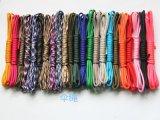 长期生产 迷彩伞绳 七芯伞绳 求生伞绳 刀柄缠绕绳 编织绳 攀登绳 户外求生绳