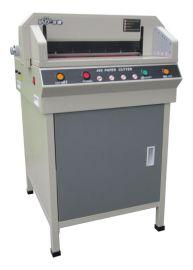 万德牌 (WD-450VG+)精密电动切纸机