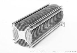 广东兴发铝型材散热器电子散热设备