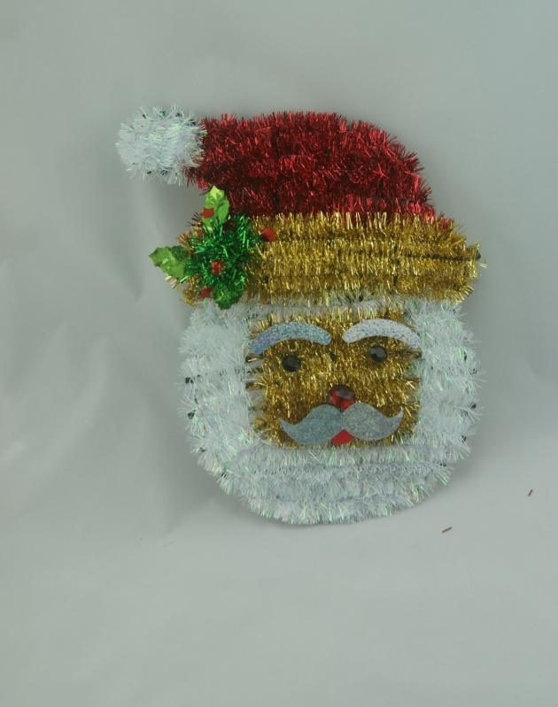 焕彩圣诞饰品圣诞帽圣诞老人圣诞袜