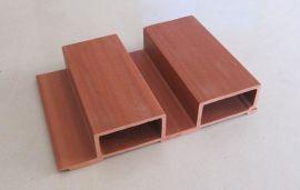 供应贵州生态木生产厂家18035长城板装饰板吸音板