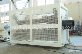 PVC塑料管材挤出生产线/pvc管材挤出机/给水管材挤出机