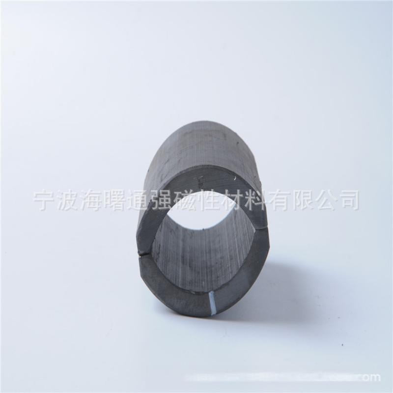 厂家直销铁氧体磁瓦 铁氧体磁钢, 电机磁铁,永磁磁钢