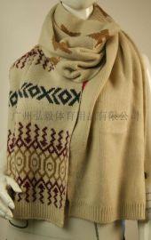 时尚白搭韩版围巾