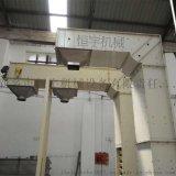 斗式提升机标准定制图  新乡恒宇机械提升输送设备加工厂家