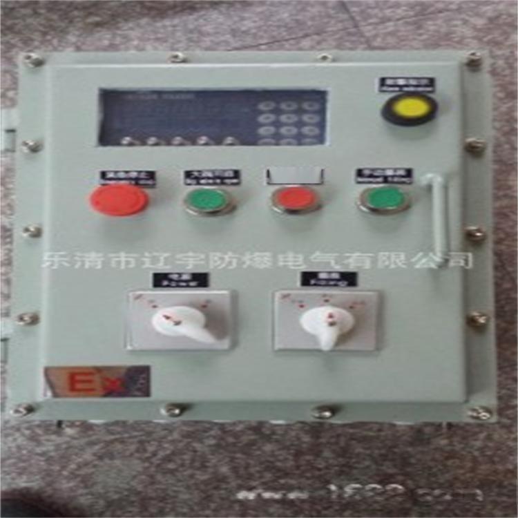 辽宇BXM-系列防爆仪表箱 非标 防爆控制箱