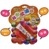 儿童玩具出口 吹泡胶,6岁以上儿童玩具 太空球