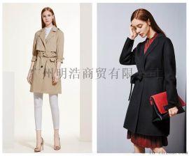 服装品牌折扣尤西子进货渠道推荐广州明浩折扣女装