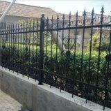 厂区螺纹钢铁艺围栏铁艺栏杆多少钱一米住宅楼院墙护栏