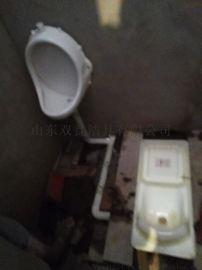 新型粪尿分集干封式厕所蹲便器