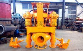 沿海吹填设备耐磨挖掘机吸沙泵-高效率液压抽沙泵